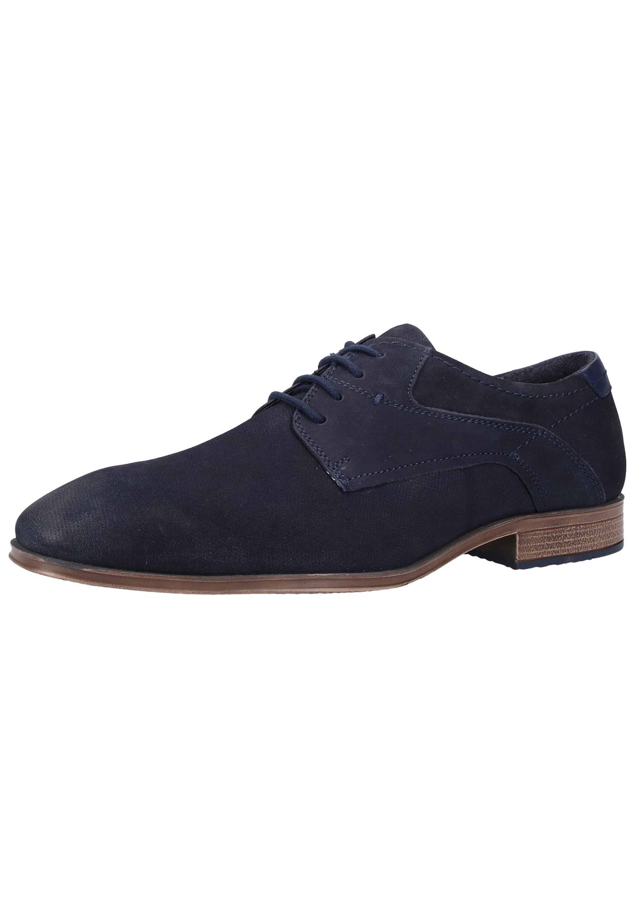 Halbschuhe S Label Red In oliver Navy lKJcF1T