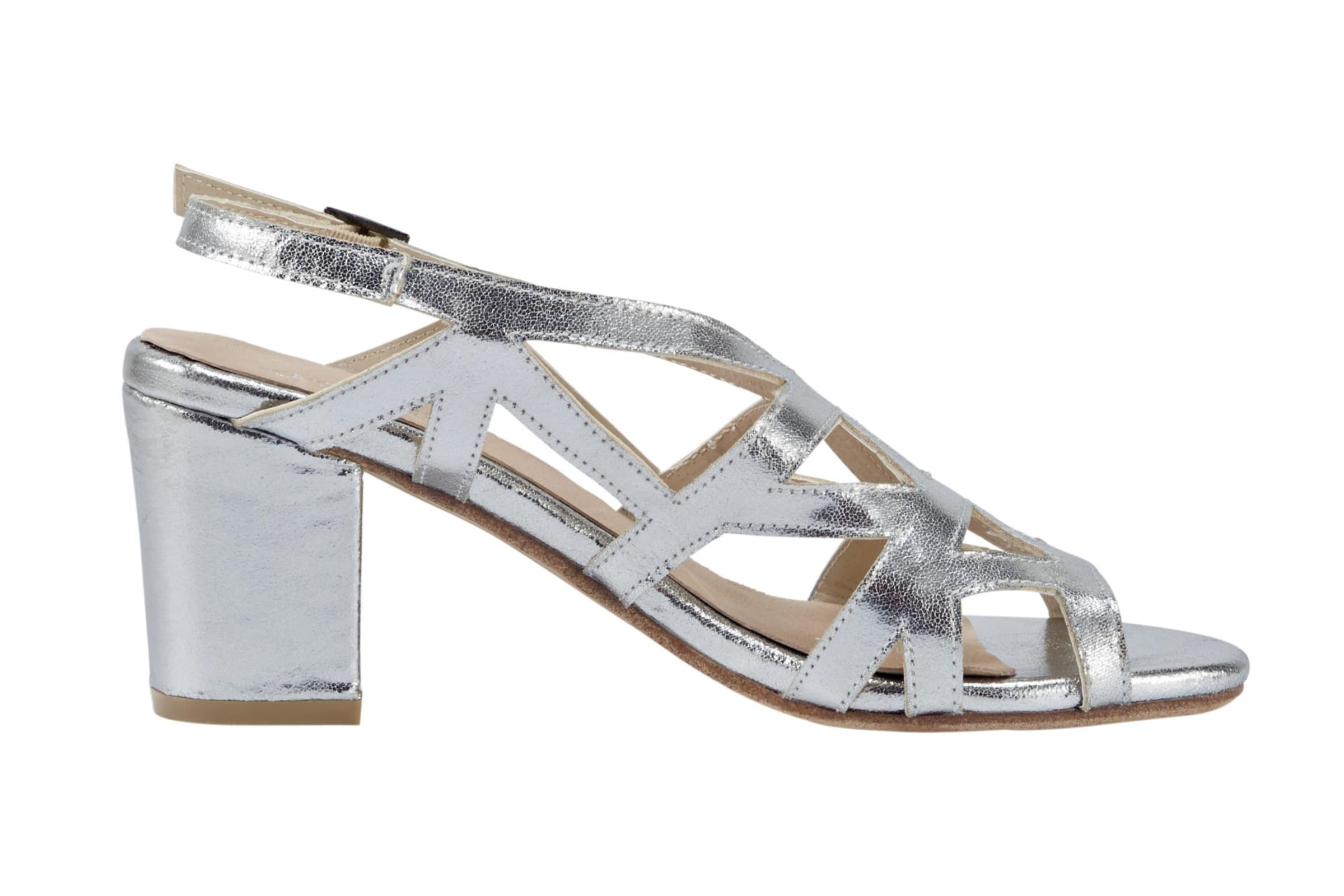 Sandalette In Silber Andrea Conti Ygfy76vb