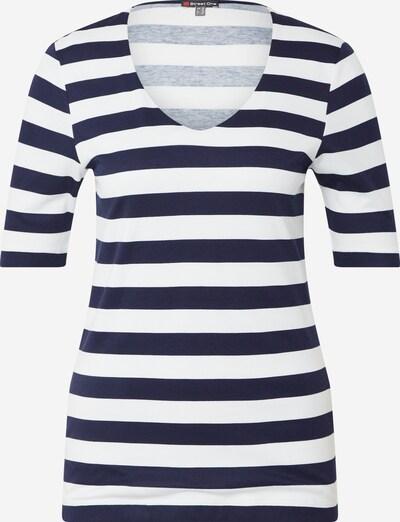 STREET ONE Shirt in blau, Produktansicht