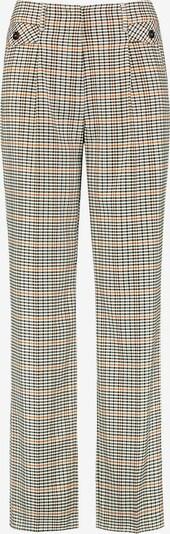 GERRY WEBER Hose in creme / schwarz, Produktansicht