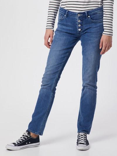 Q/S designed by Jeans 'Catie' in blue denim, Modelansicht