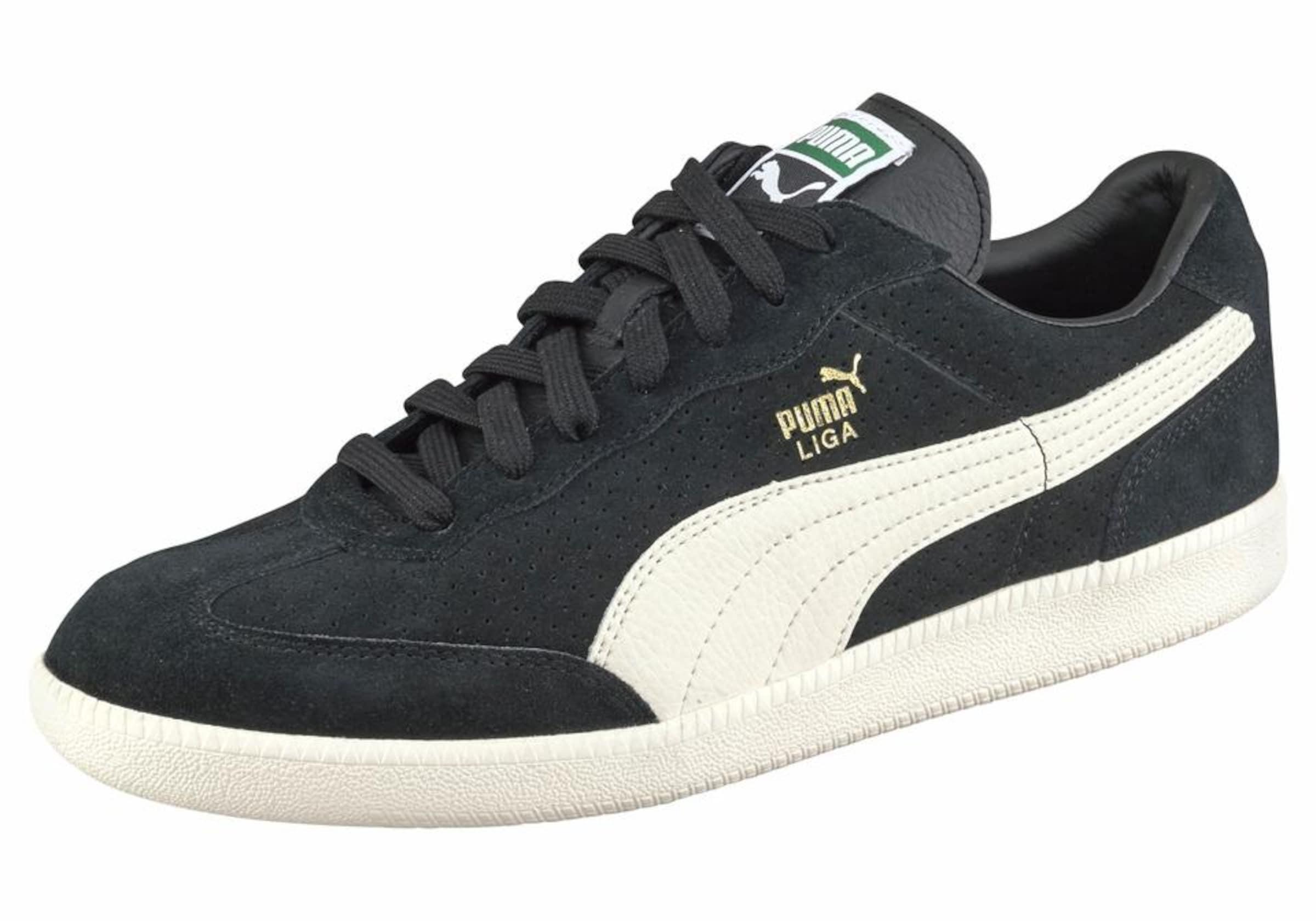 PUMA Sneaker Liga Suede Perf Hohe Qualität