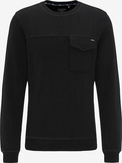 DREIMASTER Sweatshirt in schwarz, Produktansicht