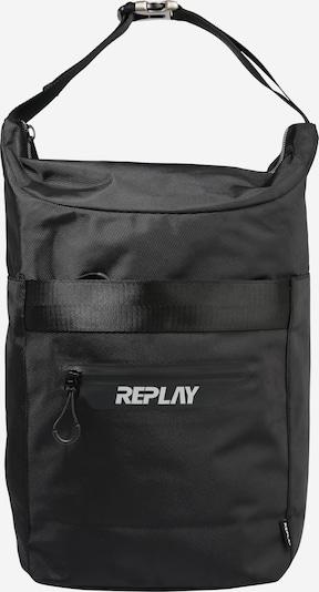 REPLAY Rugzak in de kleur Zwart, Productweergave