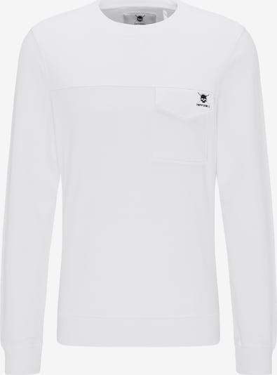 TUFFSKULL Sweatshirt in de kleur Wit, Productweergave