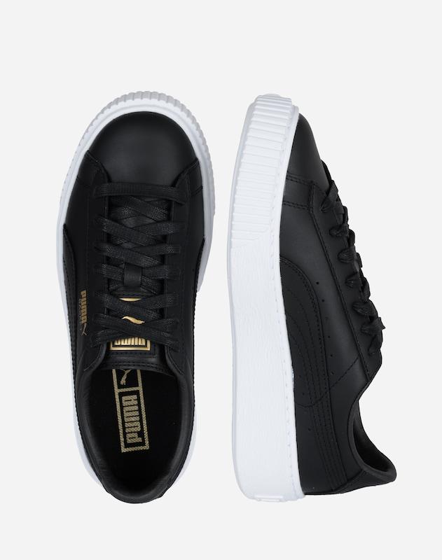 PUMA Sneaker 'Basket Platform Core'