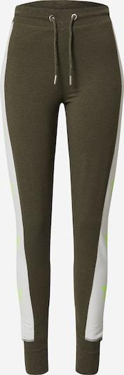 ONLY Pantalon 'ONLPIL' en taupe / mélange de couleurs, Vue avec produit