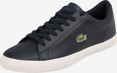 LACOSTE Sneaker 'Lerond' in dunkelblau, Produktansicht