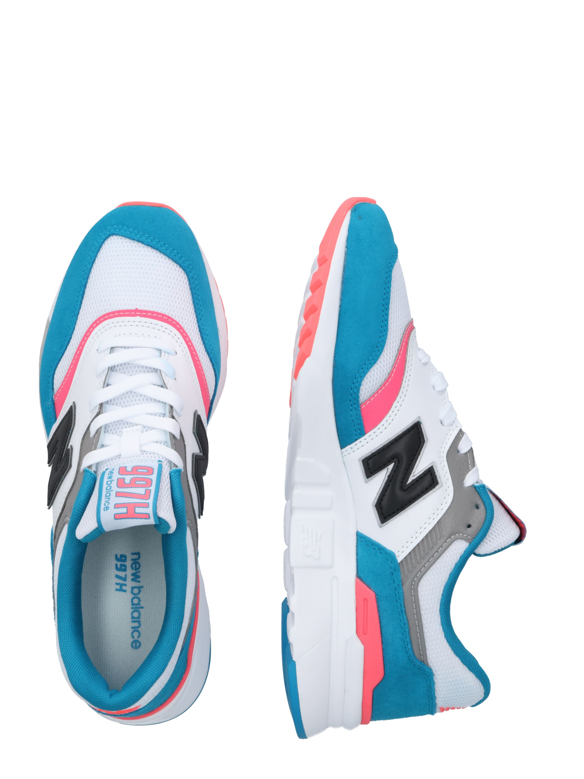 BlauRosa In Weiß New Balance Sneaker 'cm997 H' PZkiuOX
