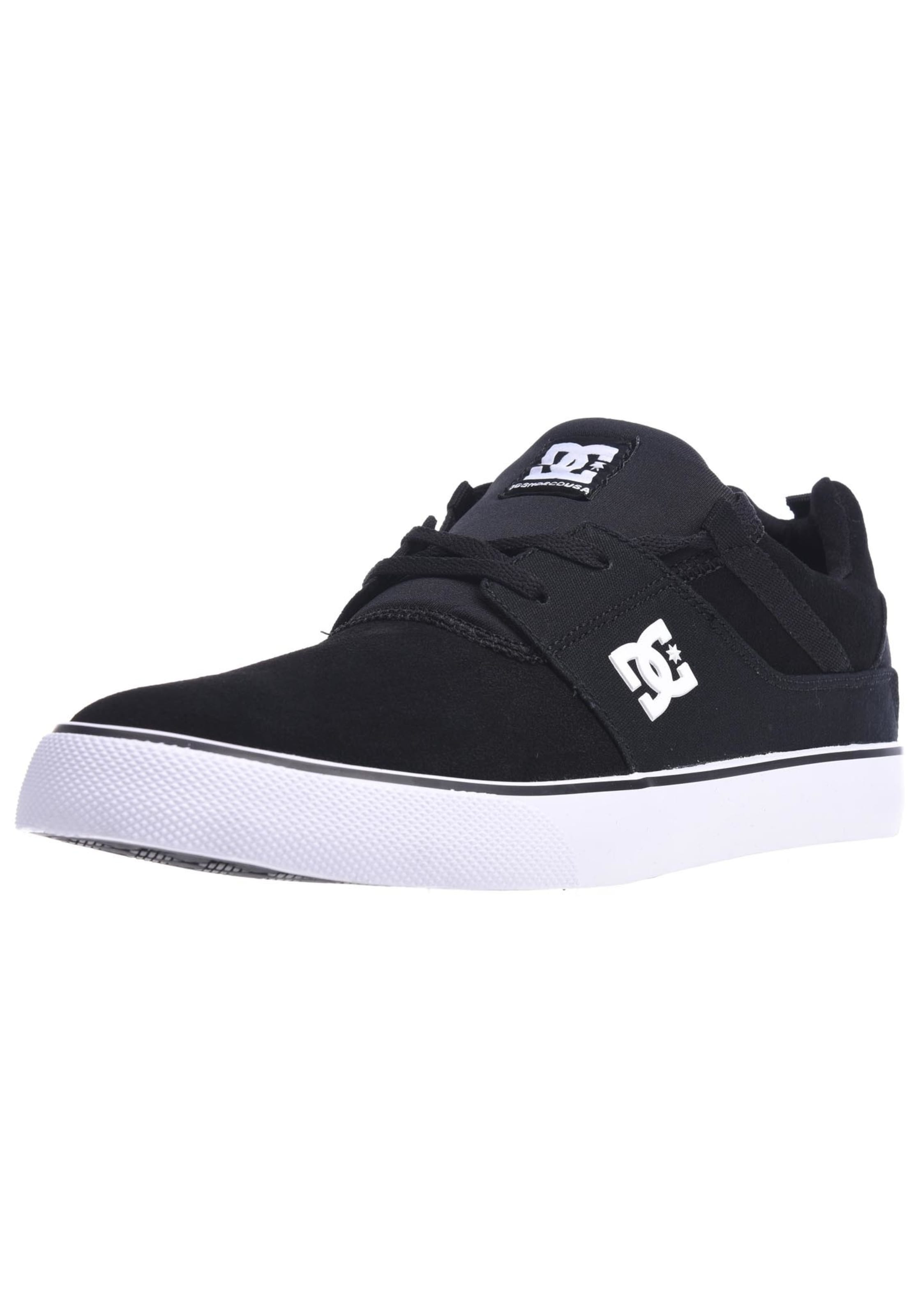Schwarz Dc Shoes 'heathrow Vulc' In Sneaker 7gbfyvY6