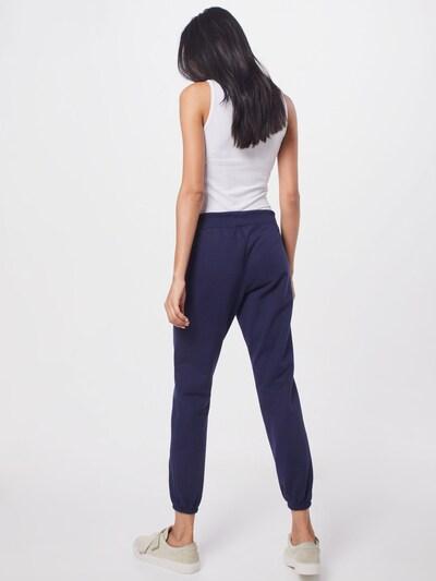 GAP Pantalon en bleu marine: Vue de dos