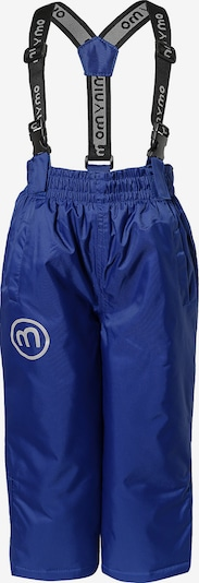 MINYMO Skihose 'Oxford Solid' in navy: Frontalansicht