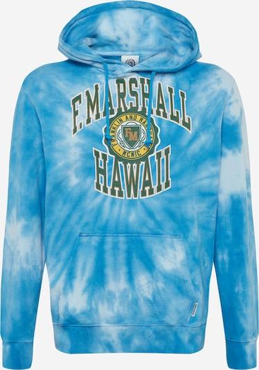FRANKLIN & MARSHALL Sweatshirt in de kleur Blauw, Productweergave