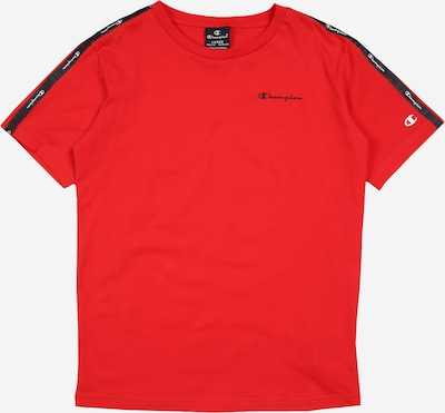 Champion Authentic Athletic Apparel T-Shirt fonctionnel en rouge, Vue avec produit