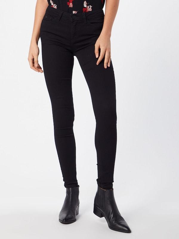 Zwart In Yong Jeans De Jacqueline CxBedo