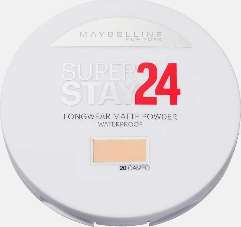 MAYBELLINE New York 'SuperStay 24H Puder', Kompaktpuder