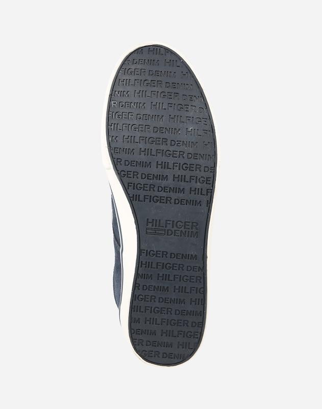 TOMMY HILFIGER Sneaker mit Suede