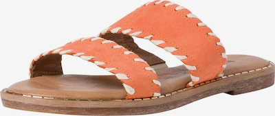 TAMARIS Pantolette in orange, Produktansicht