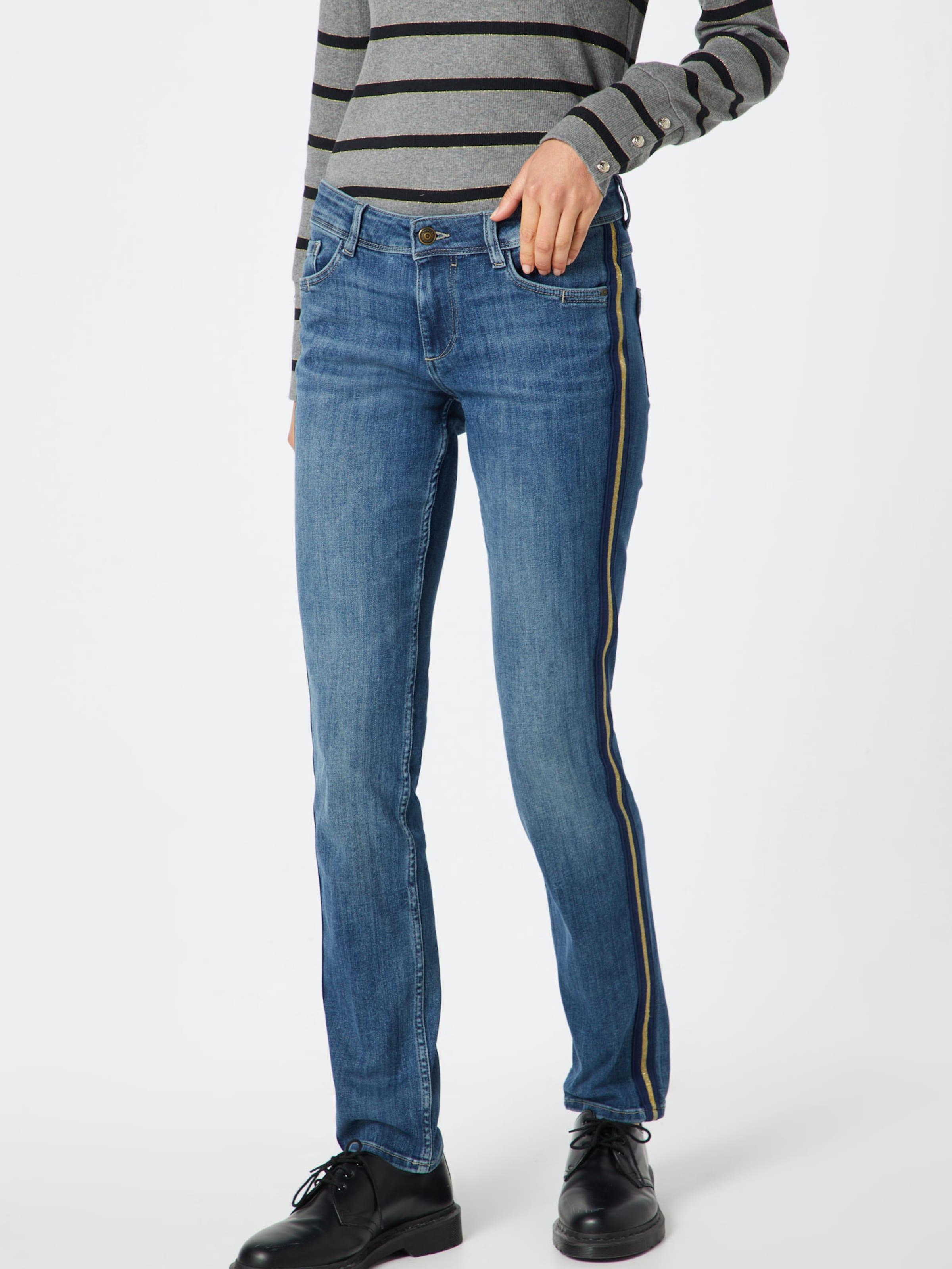 S Red Label Jeans In oliver Blue Denim Qtrdhs