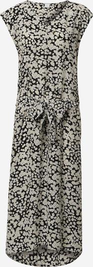 BOSS Kleid 'Essinnor' in gelb / schwarz / weiß, Produktansicht