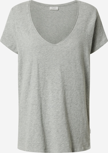 Marc O'Polo DENIM T-shirt en gris chiné, Vue avec produit