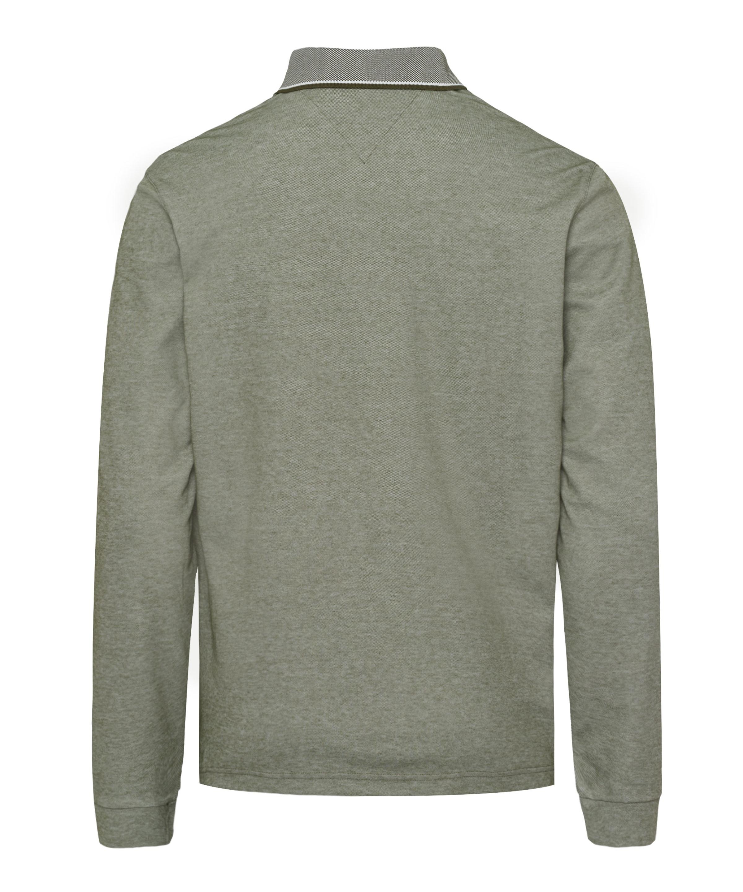 BRAX Poloshirt  'Pharell' in grau Unifarben 25479770431400_344XL