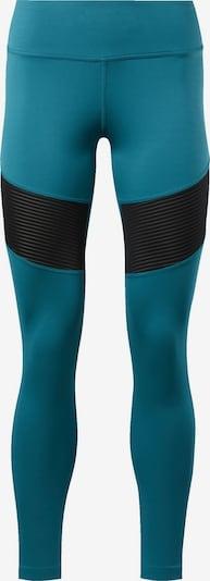 REEBOK Sportovní kalhoty - nebeská modř / černá, Produkt
