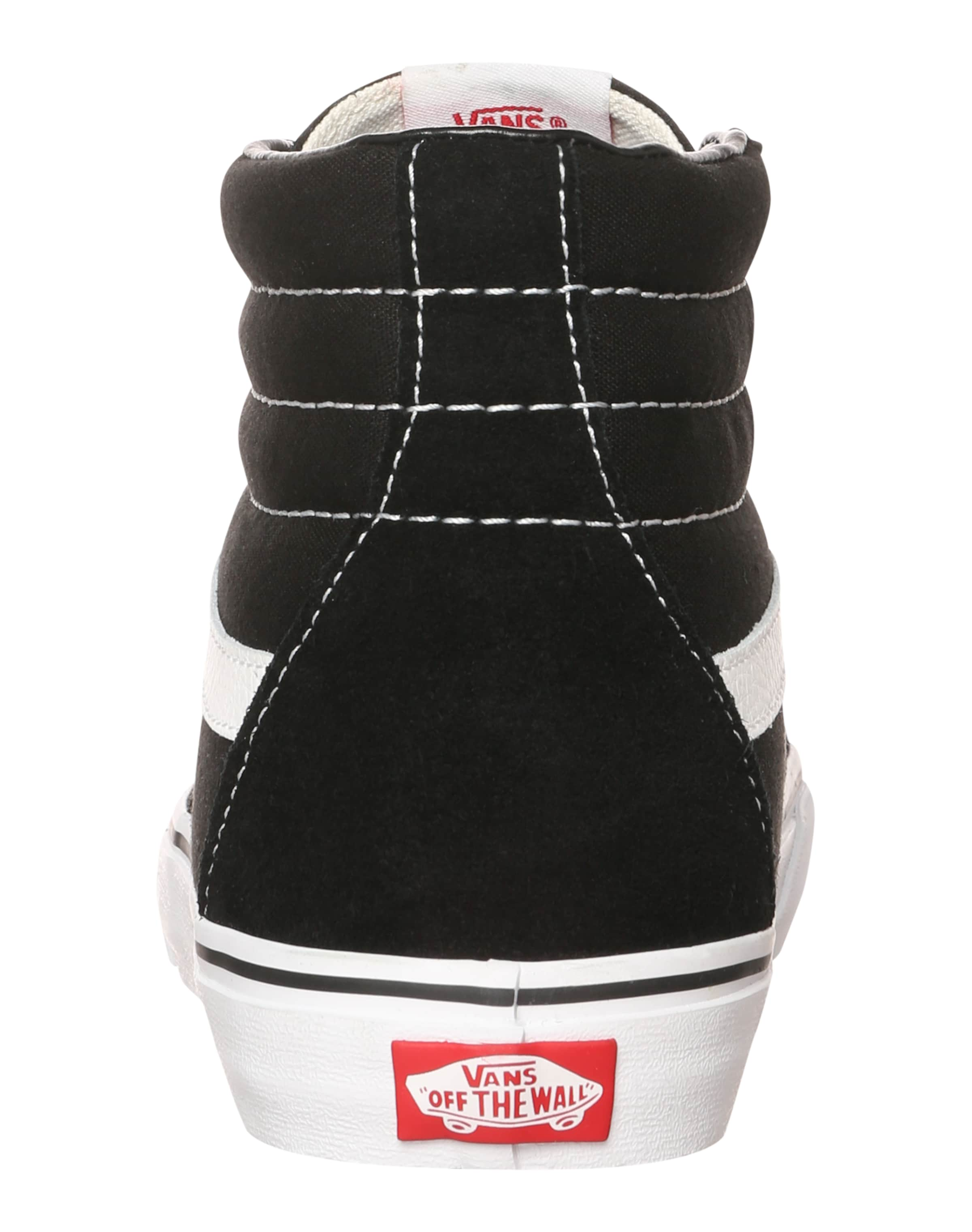 'sk8 hi' Sneaker Top High In SchwarzWeiß Vans VUzSpGLqM