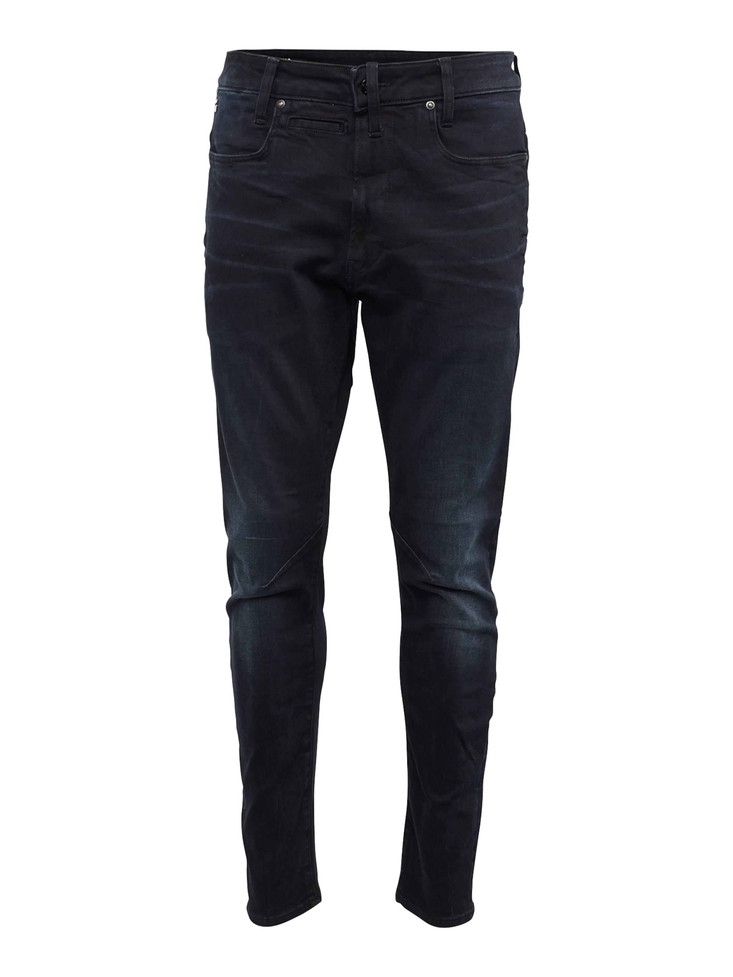 star Raw 'd staq Jeans G Kobaltblau 3d' In b76vgIYfy