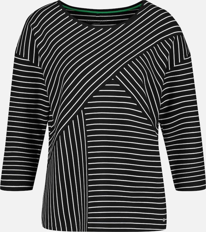 GERRY GERRY GERRY WEBER T-Shirt in schwarz   weiß  Bequem und günstig b389e6