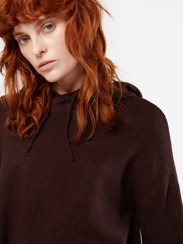 Review Pullover mit Kapuze