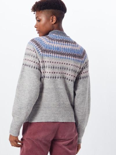 Megztinis iš Y.A.S , spalva - pilka: Vaizdas iš galinės pusės