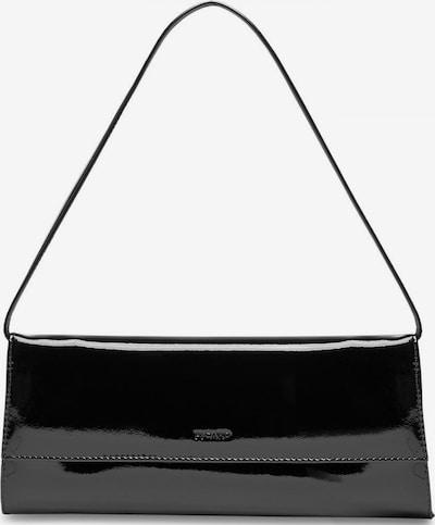 Picard Clutch in de kleur Zwart, Productweergave