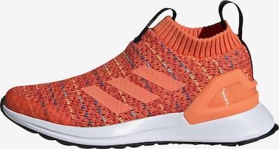 ADIDAS PERFORMANCE Sneaker 'RapidaRun' in mischfarben / neonorange / schwarz, Produktansicht