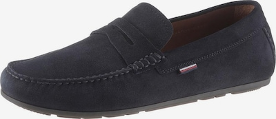 TOMMY HILFIGER Mokassin 'Andrew 2B' in navy: Frontalansicht