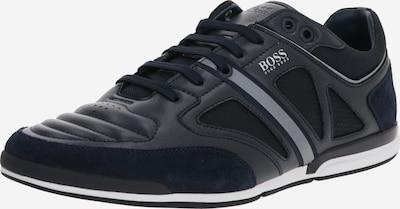 BOSS Sneaker 'Saturn' in dunkelblau, Produktansicht