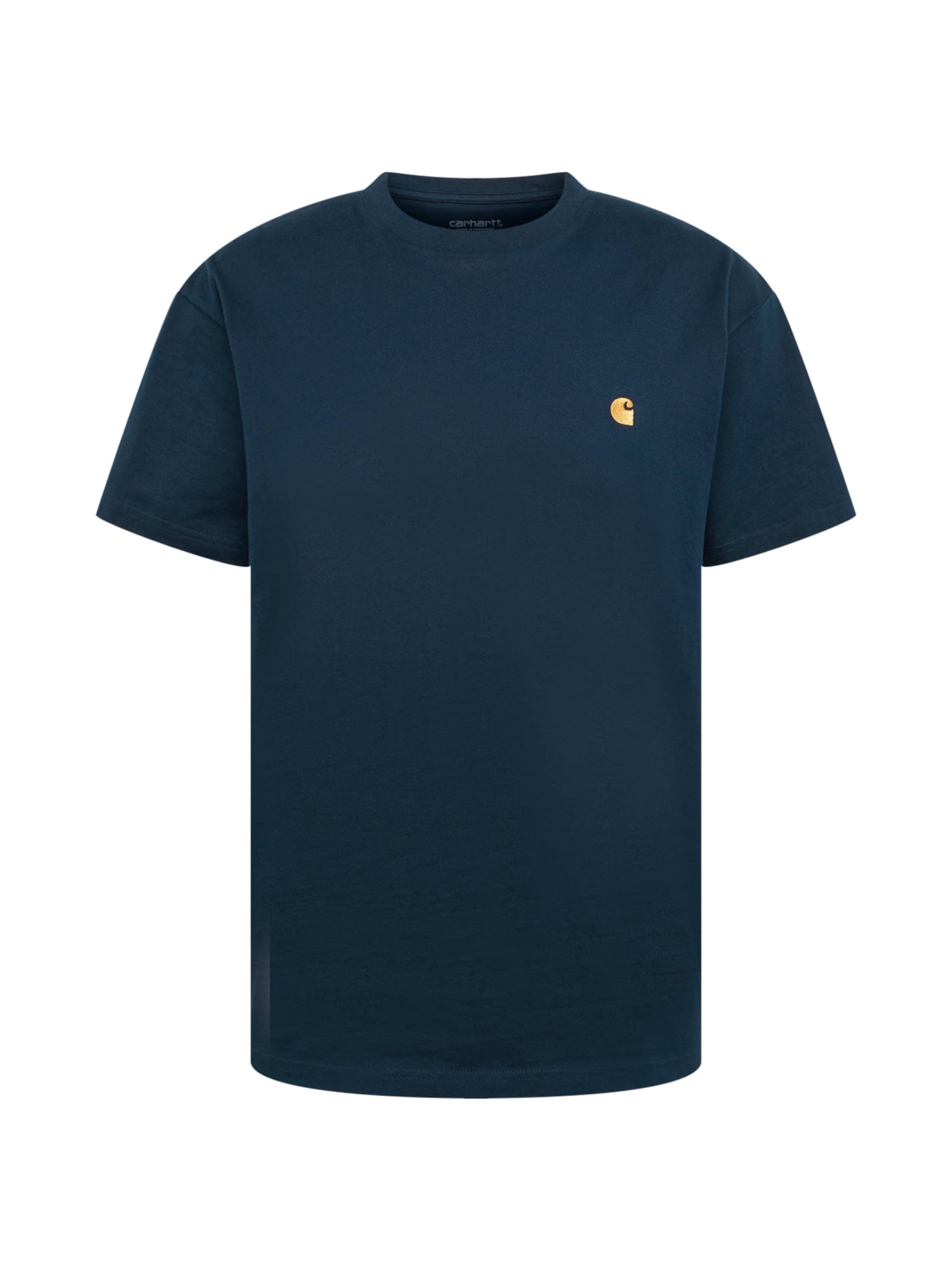 En Foncé Carhartt T Wip shirt Bleu dBxoCe