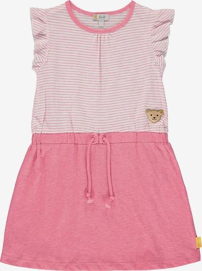 STEIFF Kleid in rosa / weiß, Produktansicht