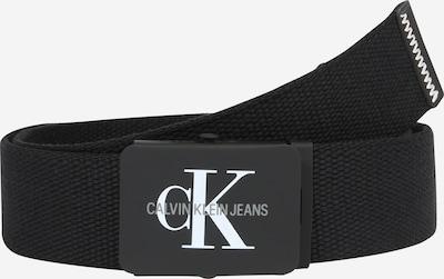 Calvin Klein Gürtel ' CANVAS' in schwarz, Produktansicht