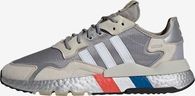ADIDAS ORIGINALS Sneakers laag in de kleur Beige / Zilver: Vooraanzicht
