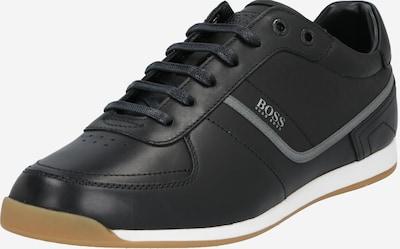 fekete BOSS Rövid szárú edzőcipők 'Glaze_Lowp_nahb', Termék nézet