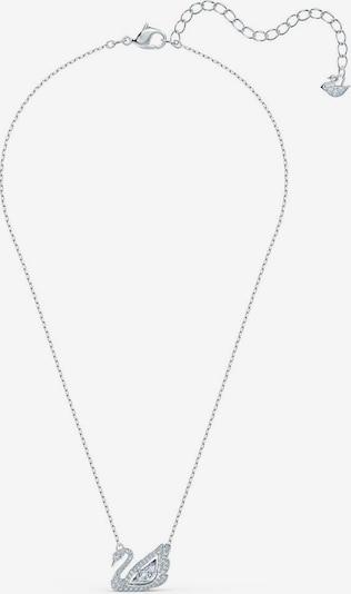 Swarovski Ketting 'Dancing Swan' in de kleur Zilver, Productweergave