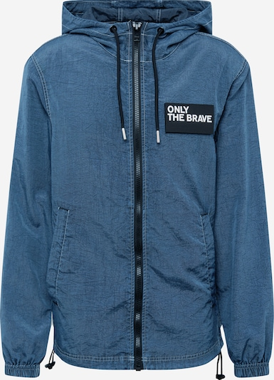 DIESEL Tussenjas 'J-Headin' in de kleur Smoky blue, Productweergave
