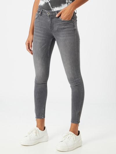 ONLY Jeans 'ONLKENDELL' in grey denim, Modelansicht
