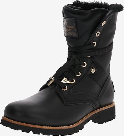 PANAMA JACK Botki sznurowane 'Route Boot Igloo Travelling' w kolorze czarnym, Podgląd produktu