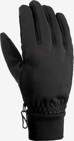 ZIENER Handschuhe in Schwarz