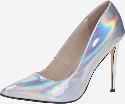 BUFFALO Augstpapēžu kurpes 'JULIET' pieejami jauktu krāsu / Sudrabs, Preces skats