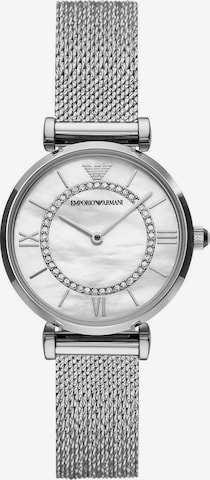 Emporio Armani Analog Watch in Silver