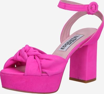 Essentiel Antwerp Sandale in pink, Produktansicht