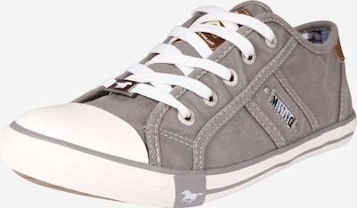 MUSTANG Sneakers laag in de kleur Grijs, Productweergave
